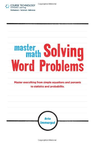 Solving Word Problems  2nd 2010 edition cover