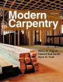 Modern Carpentry  12th 2016 9781631260834 Front Cover