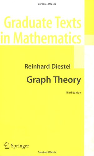 Graph Theory 3rd 2006 (Revised) edition cover