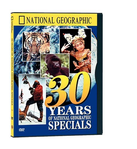 30 Years of National Geographic Specials System.Collections.Generic.List`1[System.String] artwork