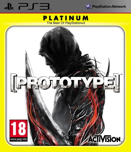 Prototype (PS3) PlayStation 3 artwork