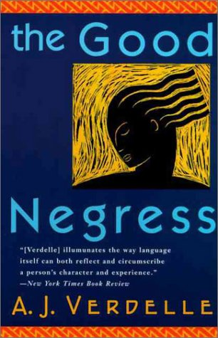 Good Negress A Novel N/A edition cover
