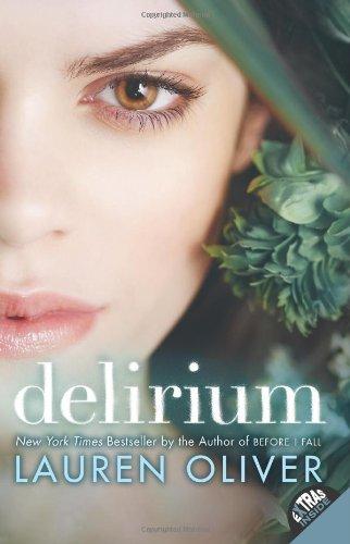Delirium  N/A edition cover