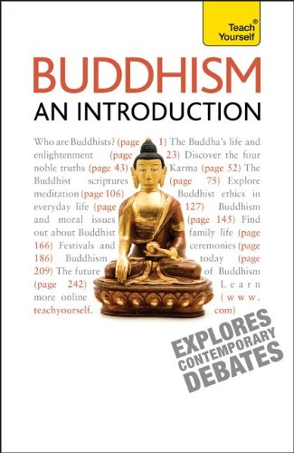 Teach Yourself - Buddhism An Introduction 5th 2011 edition cover