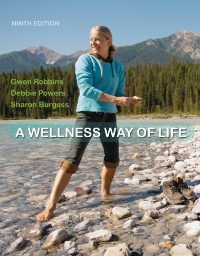 Wellness Way of Life  9th 2011 edition cover