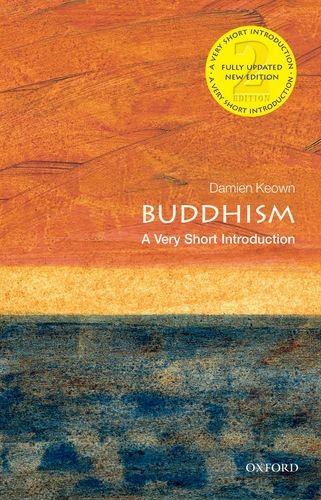 Buddhism: a Very Short Introduction  2nd 2013 edition cover