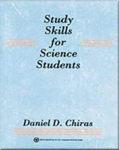Study Skills for Science Students   1994 9780314039835 Front Cover