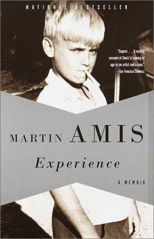 Experience A Memoir  2001 (Reprint) edition cover