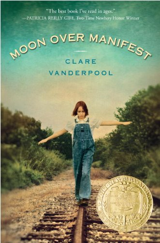 Moon over Manifest   2010 edition cover
