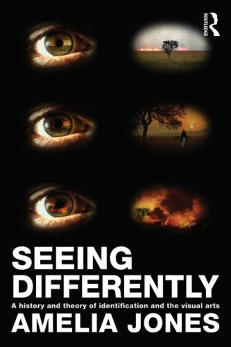 Seeing Differently A History and Theory of Identification and the Visual Arts  2012 edition cover