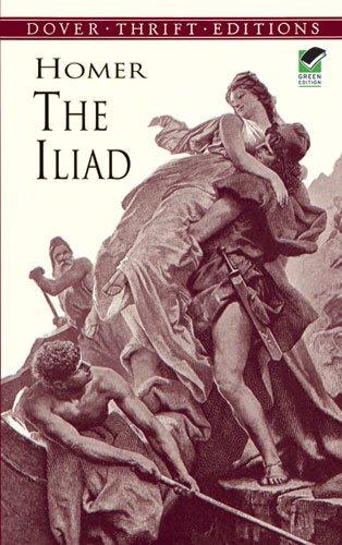 Iliad  N/A edition cover