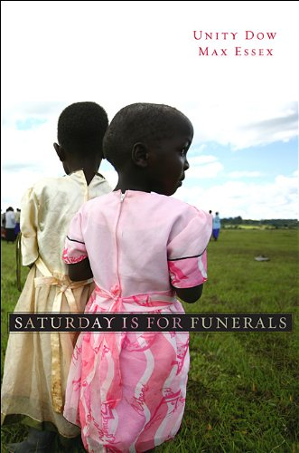 Saturday Is for Funerals   2010 edition cover