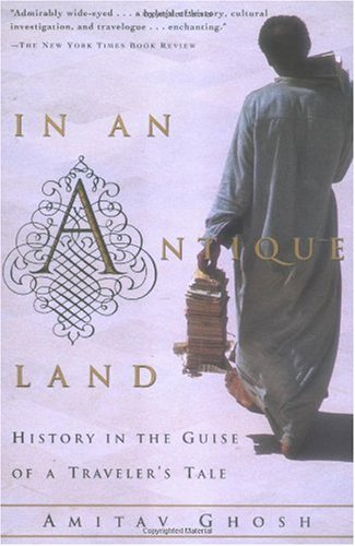 In an Antique Land History in the Guise of a Traveler's Tale N/A edition cover