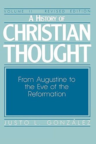 From Augustine to the Eve of Reformation  N/A edition cover
