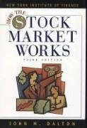 How the Stock Market Works  2nd 2001 edition cover
