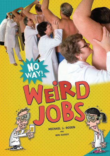 Weird Jobs:   2013 edition cover