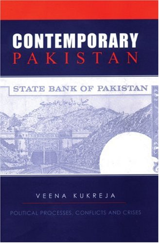 Contemporary Pakistan Political Processes, Conflicts and Crises  2003 9780761996835 Front Cover