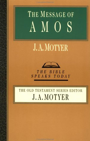 Message of Amos  N/A edition cover