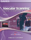 Introduction to Vascular Scanning A Guide for the Complete Beginner 4th 2014 edition cover