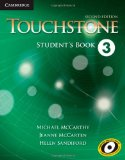 Touchstone Level 3 Student's Book  2nd 2013 (Revised) edition cover