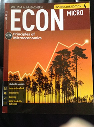 ECON:MICRO 4 >INSTR.ED<                 N/A 9781285185835 Front Cover