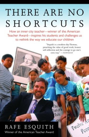 There Are No Shortcuts   2004 edition cover