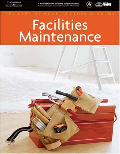 Facilities Maintenance   2008 9781401864835 Front Cover