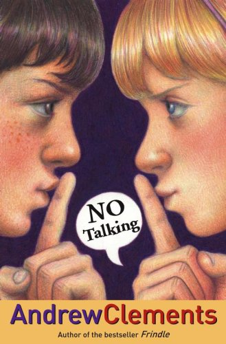 No Talking   2007 edition cover