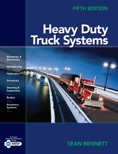 Heavy Duty Truck Systems  5th 2011 (Workbook) edition cover