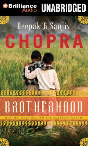 Brotherhood: Dharma, Destiny, and the American Dream, Library Edition  2013 edition cover