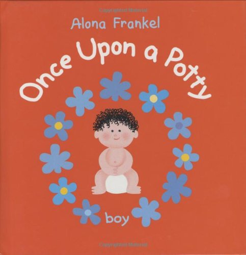 Once upon a Potty - Boy   2007 9781554072835 Front Cover
