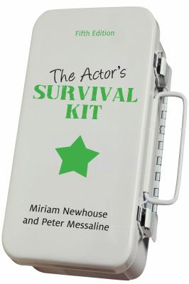Actor's Survival Kit  5th 2010 9781554887835 Front Cover