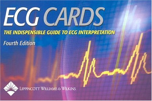 ECG Cards  4th 2005 (Revised) edition cover
