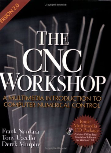 CNC Workshop  2nd 2002 edition cover
