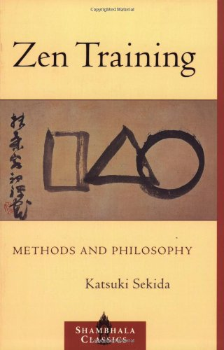 Zen Training Methods and Philosophy  2005 edition cover