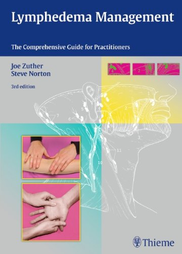 Lymphedema Management The Comprehensive Guide for Practitioners 3rd 2013 edition cover