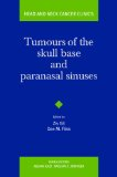 Tumours of the Skull Base and Paranasal Sinuses Head and Neck Cancer Clinics  2011 edition cover