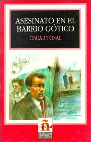 Asesinato en el Barrio Gotico 1st 1999 edition cover