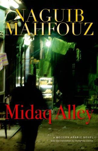 Midaq Alley A New Translation  2011 edition cover
