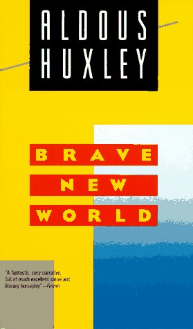 Brave New World  Reprint  edition cover