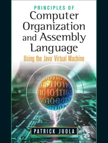 Principles of Computer Organization and Assembly Language   2007 edition cover