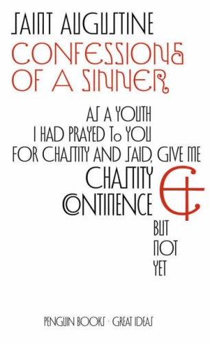 Confessions of A Sinner N/A edition cover