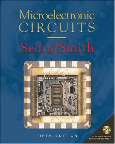 Microelectronic Curcuits  5th 2004 (Revised) edition cover