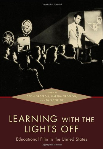 Learning with the Lights Off Educational Film in the United States  2011 edition cover