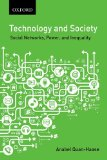 Technology and Society Social Networks, Power, and Inequality  2012 edition cover