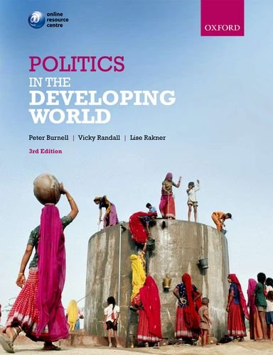 Politics in the Developing World  3rd 2010 edition cover