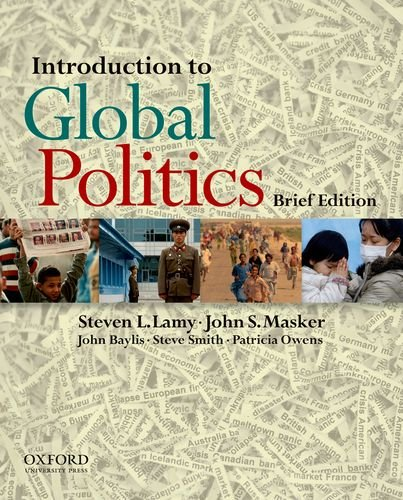 Introduction to Global Politics Brief Edition  2011 edition cover