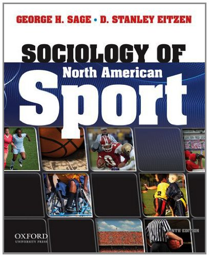 Sociology of North American Sport  9th 2012 edition cover