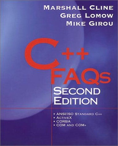 C++ FAQs  2nd 1999 (Revised) 9780201309836 Front Cover