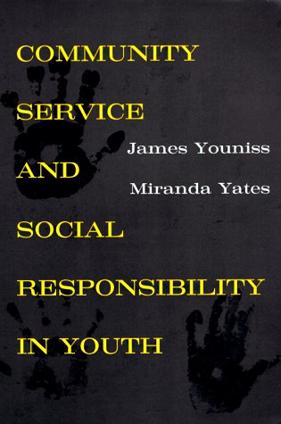 Community Service and Social Responsibility in Youth   1997 edition cover